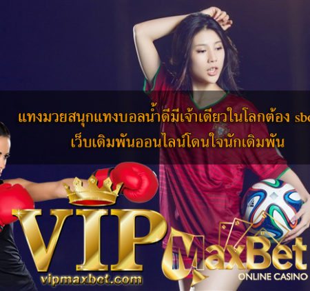 vipmaxbet-Fun Boxing Betting