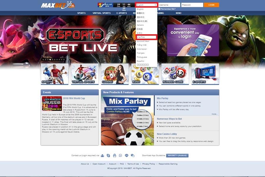 Vipmaxbet.com-Teach play03